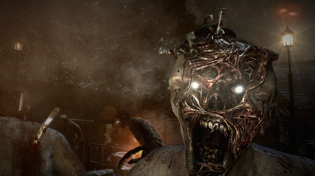 E3 2013 Preview: The Evil Within really is the true survival horror game