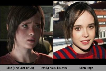 the last of us ellen page