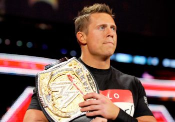 The Miz Was Jealous That The Rock Was WWE 2K14's Cover Star