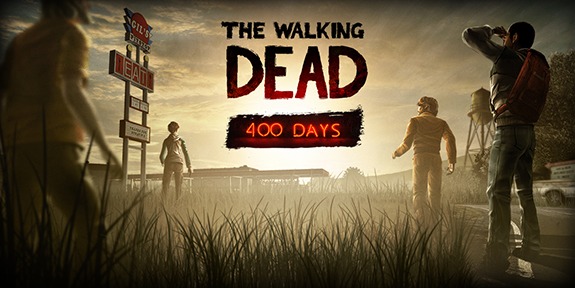 E3 2013 Preview: The Walking Dead 400 Days DLC Stars Five New Characters