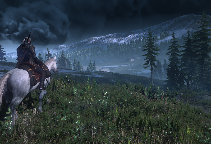 VGX 2013: The Witcher 3 trailer is strikingly beautiful
