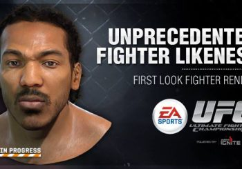 First Look At EA Sports UFC Character Model