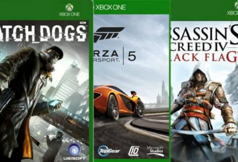 List of Confirmed Xbox One Games