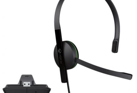 The Xbox One Headset Has Been Revealed
