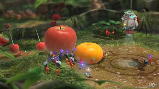 Pikmin 3 Fruit
