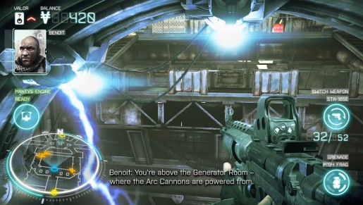 Killzone Mercenary Preview