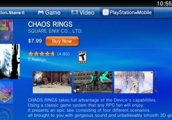 Chaos Rings now available on PS Vita