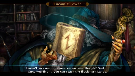 Dragon's Crown - Illusionary Lands