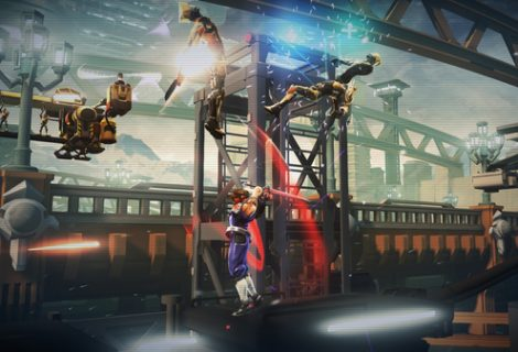 New 'Strider' Game Slicing In 2014