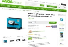 British chain Asda to no longer stock Wii U in stores