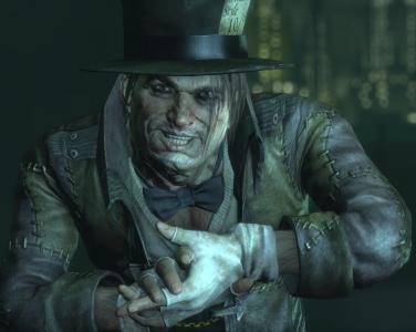 Batman Arkham Origins - Mad Hatter