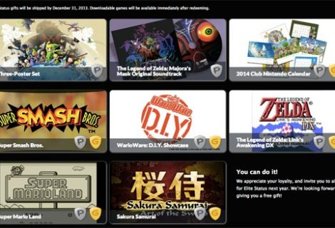 Club Nintendo Elite Rewards for 2013 Detailed
