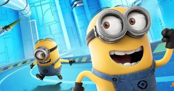 Despicable Me Minion Rush Reaches 50 Million Downloads