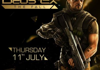 Deus Ex: The Fall coming this Thursday, July 11th