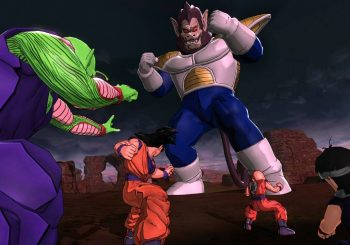 Namco Bandai Releases New Screenshots of Dragon Ball Z: Battle of Z