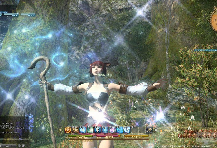 'Final Fantasy XIV: A Realm Reborn' Beta Starts Early this Week