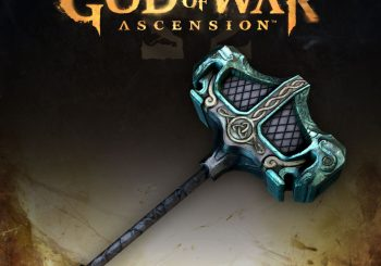 God of War: Ascension - DLC Weapons Preview Now in Effect
