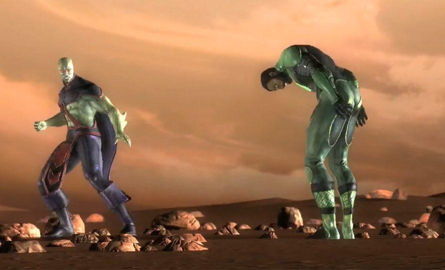 Martian Manhunter shapeshifts his way into 'Injustice: Gods Among Us'