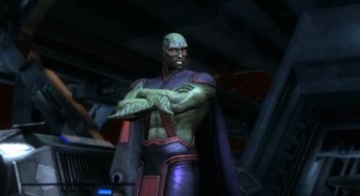 Martian Manhunter - Injustice
