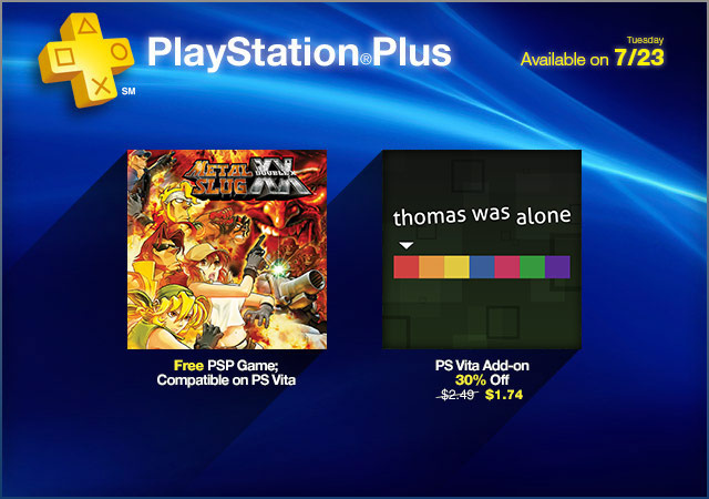 'Metal Slug XX' is free on PlayStation Plus this week