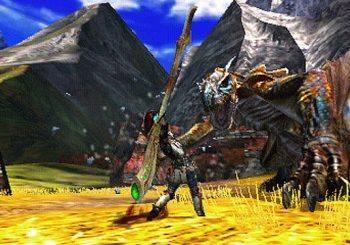 Monster Hunter 4 ships a total of four million units in Japan
