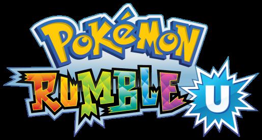 Pokemon Rumble U logo