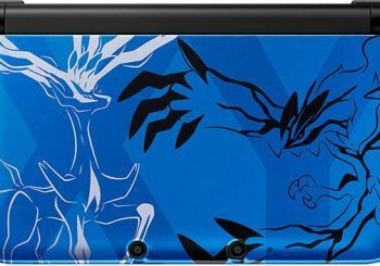 Pokemon X and Pokemon Y gets a Limited Edition Nintendo 3DS XL Bundle