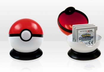 Pre-order Pokemon X and Pokemon Y in UK and get a Pokeball