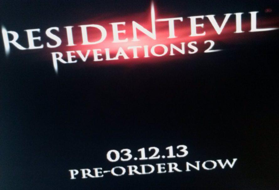 Resident Evil Revelations 2 Leaked Via Promotional Poster