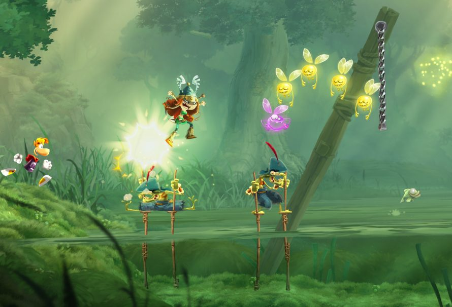 Rayman Legends PC Version Confirmed