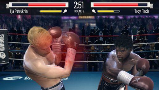 Real Boxing PS Vita