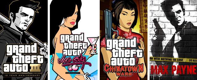 Rockstar mobile titles discounted this week at the App Store and Google Play