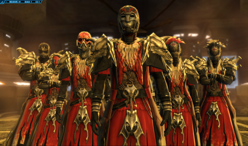 SWTOR Game Update 2.4- Dread Masters