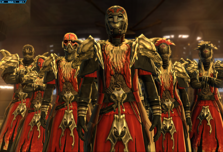 SWTOR Game Update 2.4 Detailed; New Operations, Warzones, and more