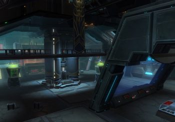 SWTOR Game Update 2.4: Three PvP Arenas Revealed