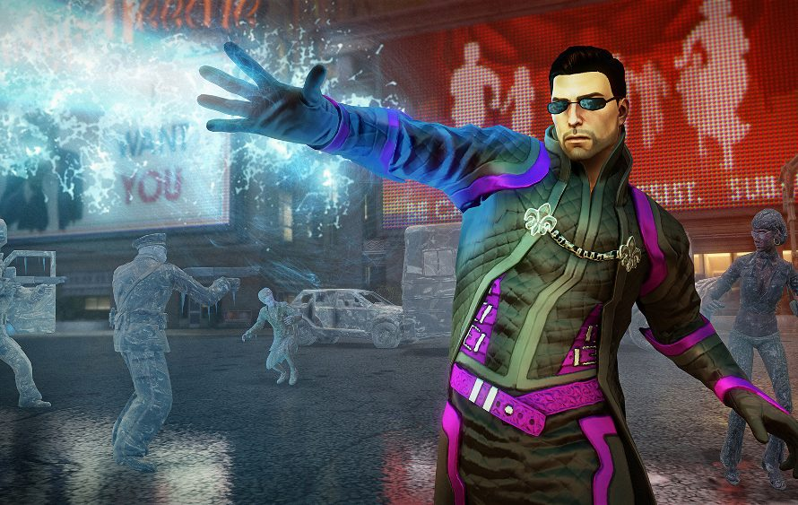 Saints Row 4: Inaguration Station now available; plan your new look