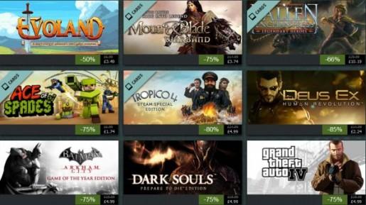Steam Summer Getaway Sale Day 7