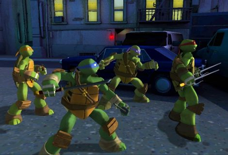 Nickelodeon's Teenage Mutant Ninja Turtles game announced by Activision