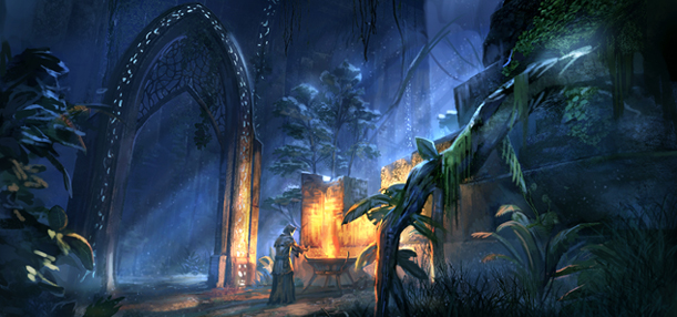 'The Elder Scrolls Online' reveals more info on dungeons; no lockouts