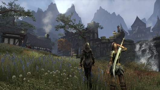 The Elder Scrolls Online shed details on megaservers, emotes and more