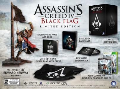 Ubisoft - Assassin's Creed 4 Black Flag