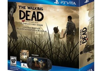 The Walking Dead PS Vita Bundle dated for August 20th