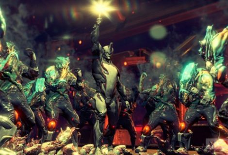 Warframe now available for Switch