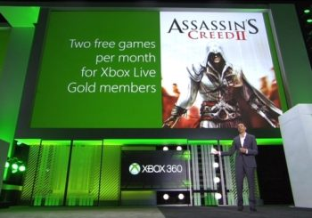 Assassin's Creed II Will Be Xbox Live Gold's Second Free Game In July