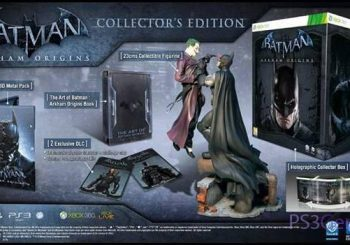 Batman: Arkham Origins Collector's Edition Comes Out of the Shadows