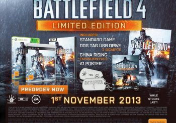 Mighty Ape Reveals Special Bonuses To Battlefield 4 Limited Edition