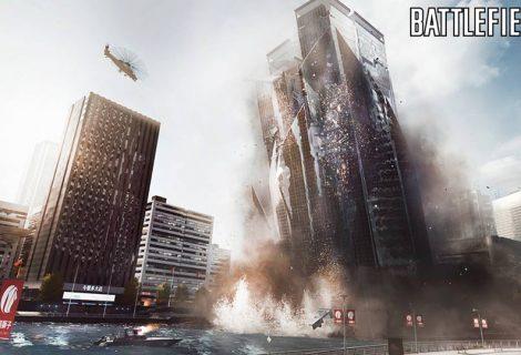 Explosive New Battlefield 4 Screenshots Shared
