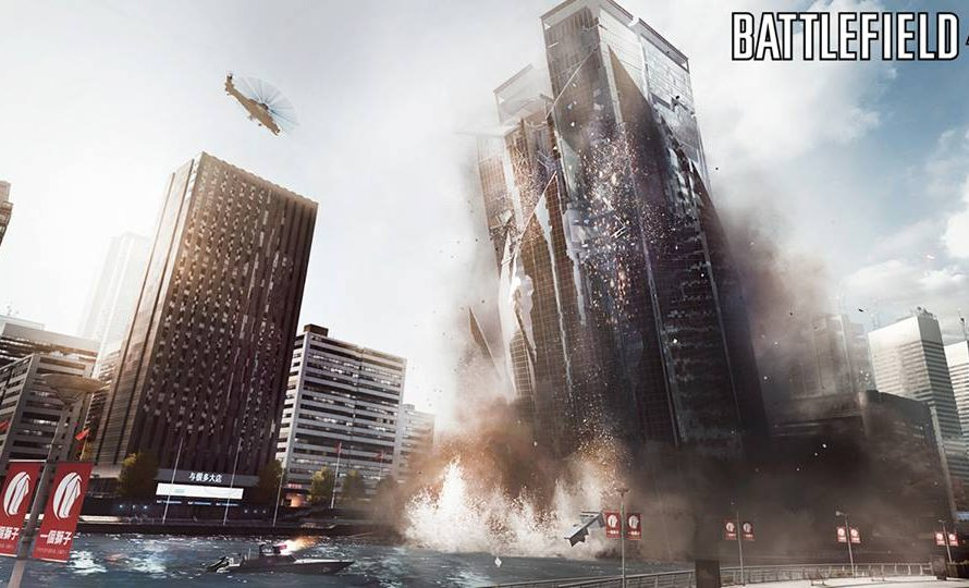 Battlefield 4 Multiplayer Footage Shows Epicness And Bugs