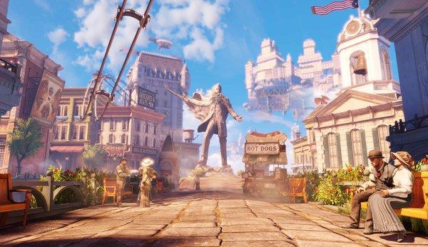 BioShock Infinite Sells Over 4 Million Copies