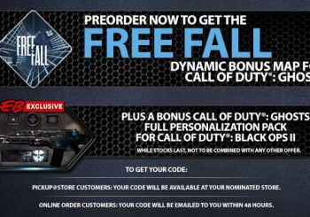 EB Games Reveals Bonus Call of Duty: Ghosts Pre-Order DLC